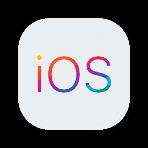 iOS ikon