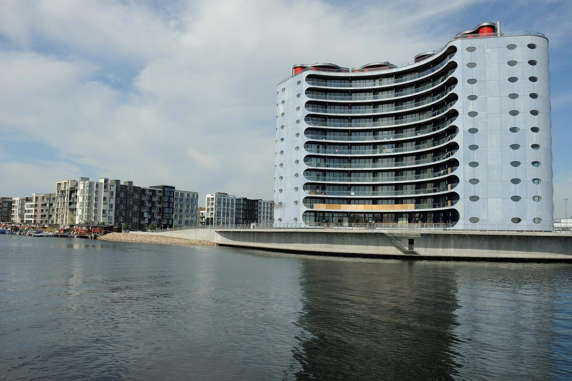 C-WEB.DK - Referencer - Metropolis – Sluseholmen