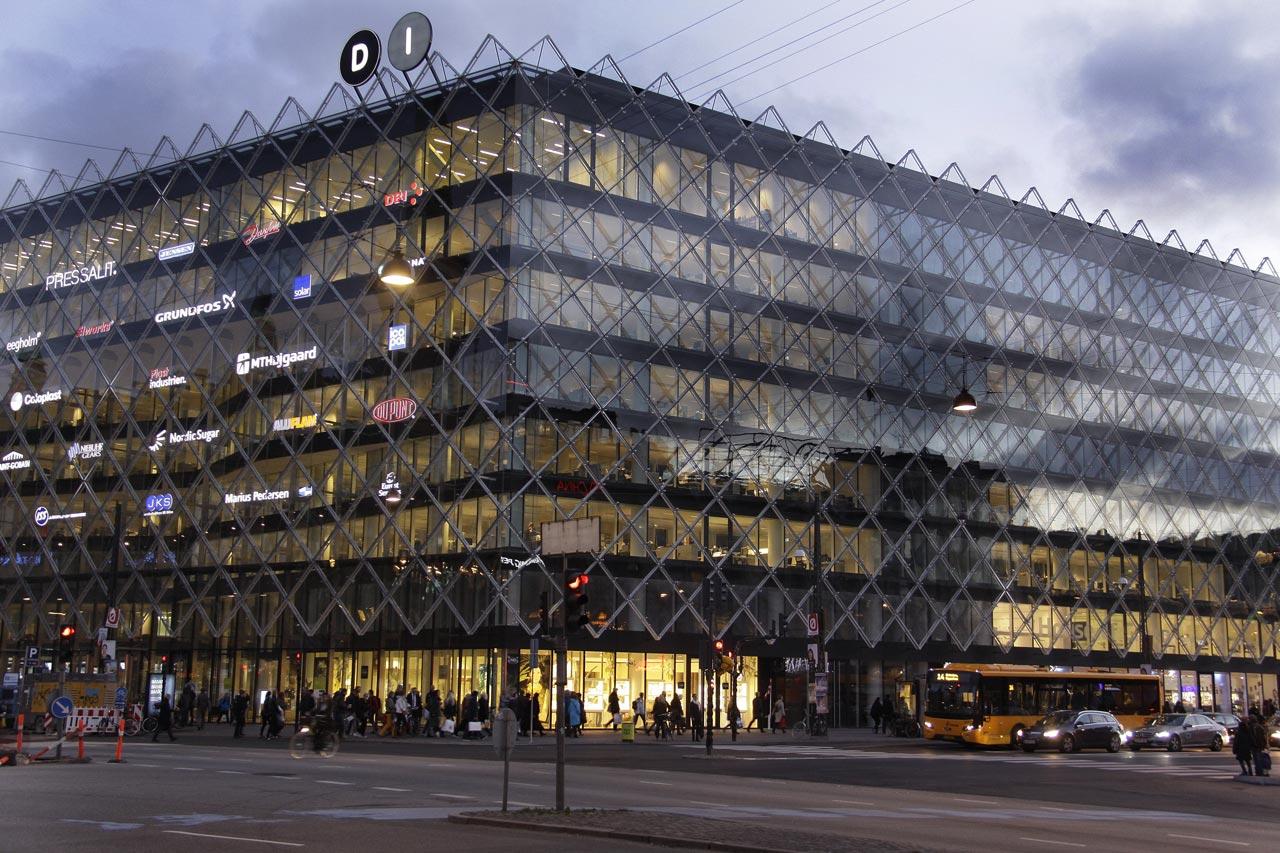 C-WEB.DK - Referencer - Industriens Hus – Rådhuspladsen