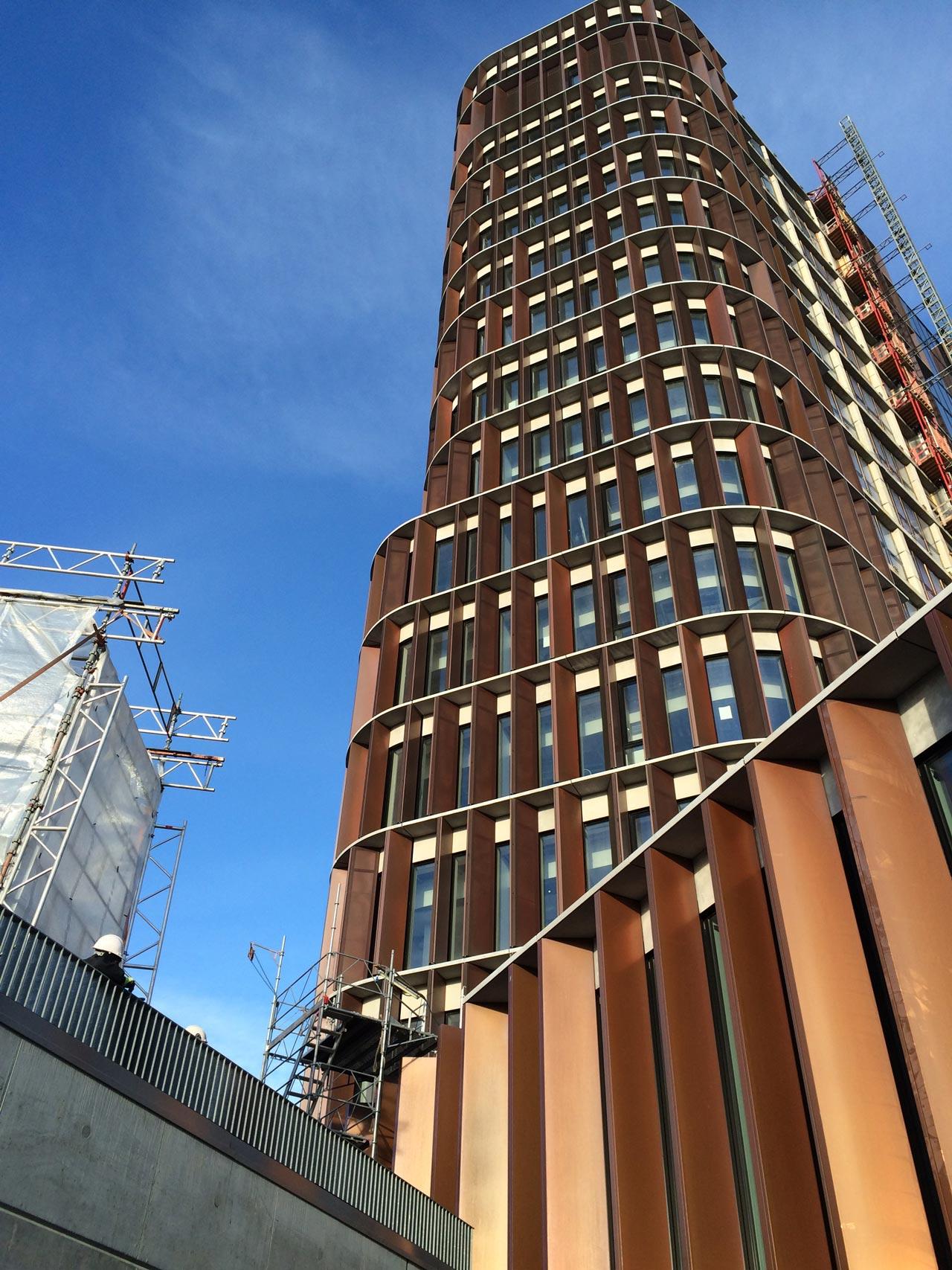 C-WEB.DK - Referencer - Mærsk Bygningen – Nørrebro