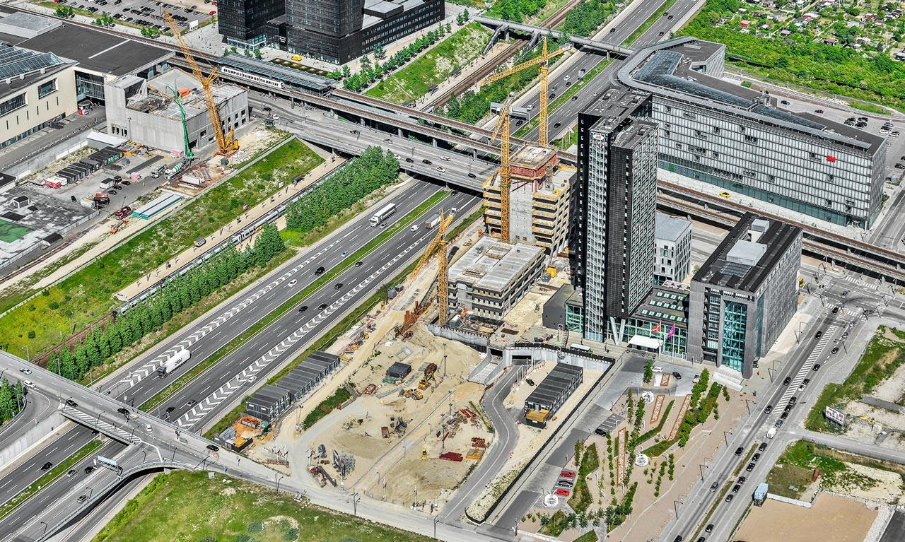 C-WEB.DK - Referencer - Copenhagen Towers