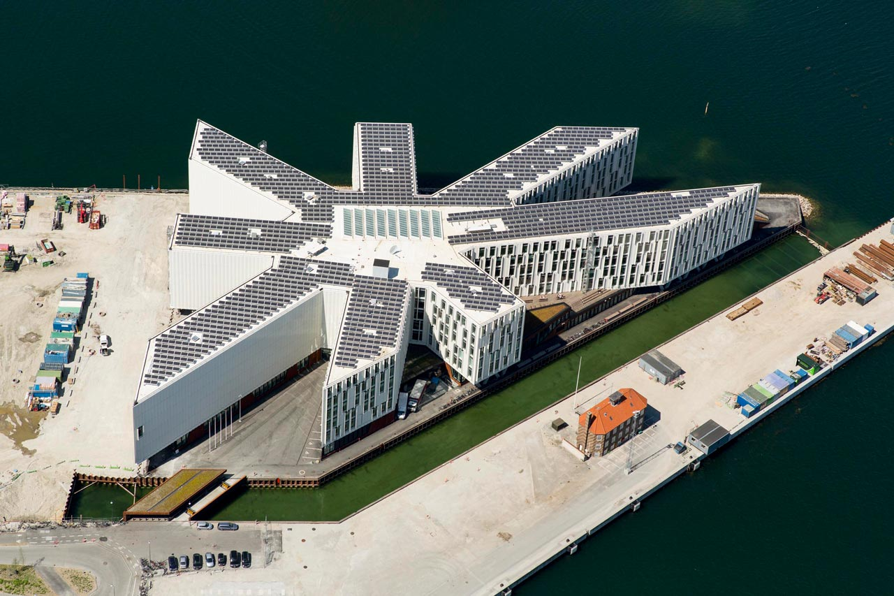 C-WEB.DK - Referencer - FN Byen – Nordhavn