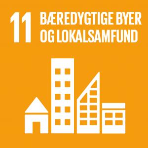 Verdensmål - 11 Bæredygtige Byer og lokalsamfund